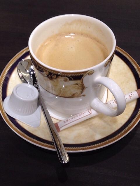 コーヒー@銀座エバンス