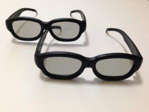 最近のメガネ