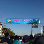 藤沢市民マラソン初参加で初完走できました!ありがとうございました。